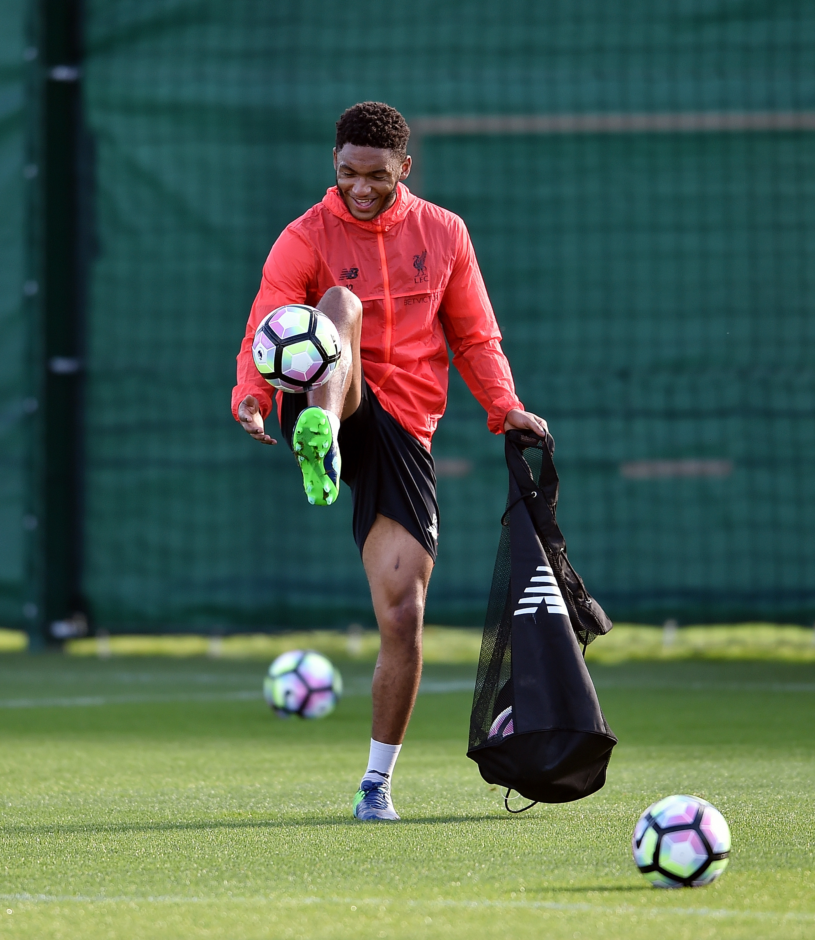 Injury news: Liverpool defender Joe Gomez steps up recovery while Georginio Wijnaldum returns to training