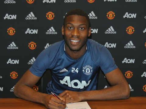Jose Mourinho promises Timothy Fosu-Mensah 'plenty of opportunities' after Manchester United youngster pens new deal