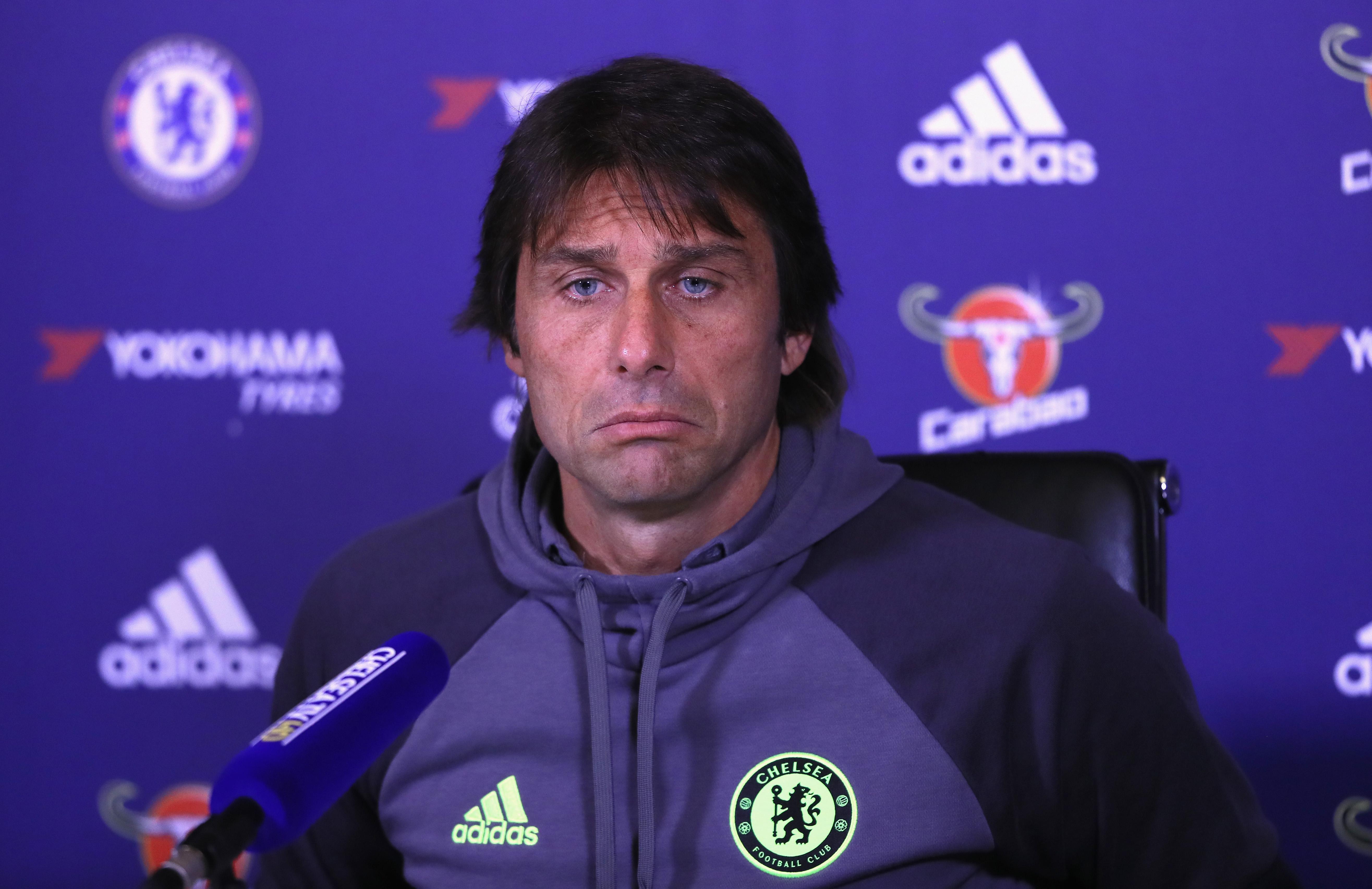 Chelsea boss Antonio Conte provides fitness update on Cesc Fabregas, John Terry and Branislav Ivanovic