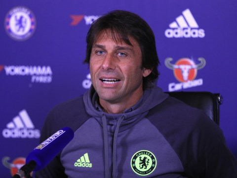 Chelsea boss Antonio Conte reveals Oscar and Willian are doubts for Man United clash