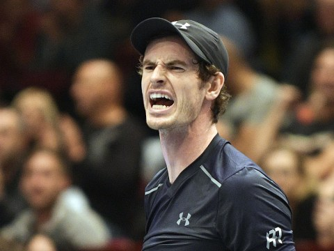Erste Bank Vienna Open Day 3 debrief: Andy Murray goes through as big servers John Isner and Ivo Karlovic squeak through