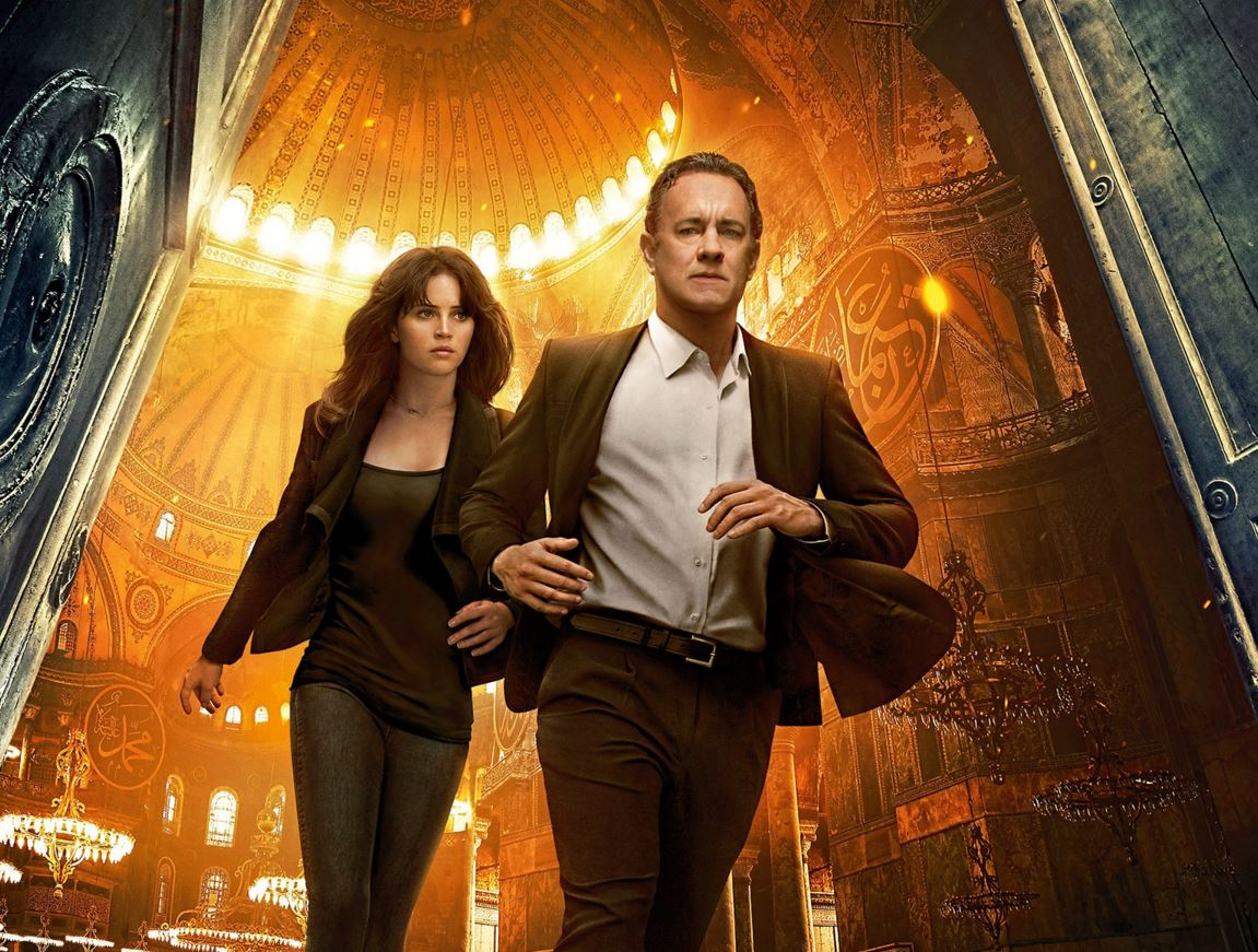 Inferno has been burnt to a crisp by critics — and even Tom Hanks can't rescue it