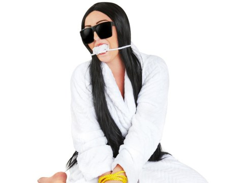 That Kim Kardashian 'robbery victim' Halloween costume has now been pulled