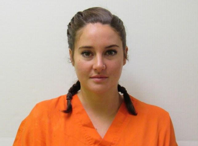 Shailene Woodley breaks silence after arrest