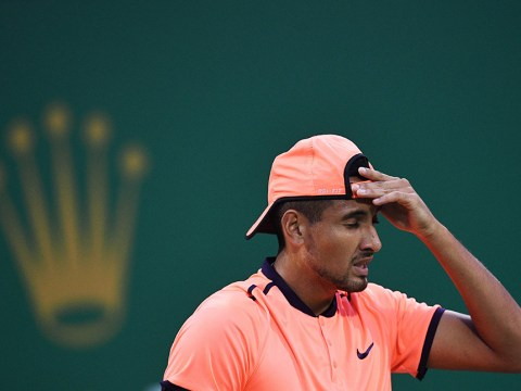 Nick Kyrgios makes disgraceful exit from Shanghai Masters by putting absolutely no effort in