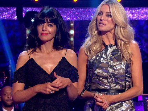 Strictly Come Dancing 2016: Claudia and Tess tell Will Young 'we love you' as show gets underway