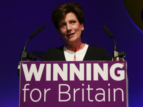 Diane James quits as Ukip leader after just 18 days