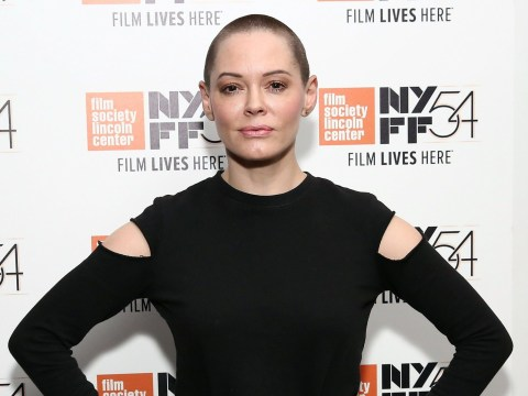 Rose McGowan claims she was raped by a top Hollywood executive