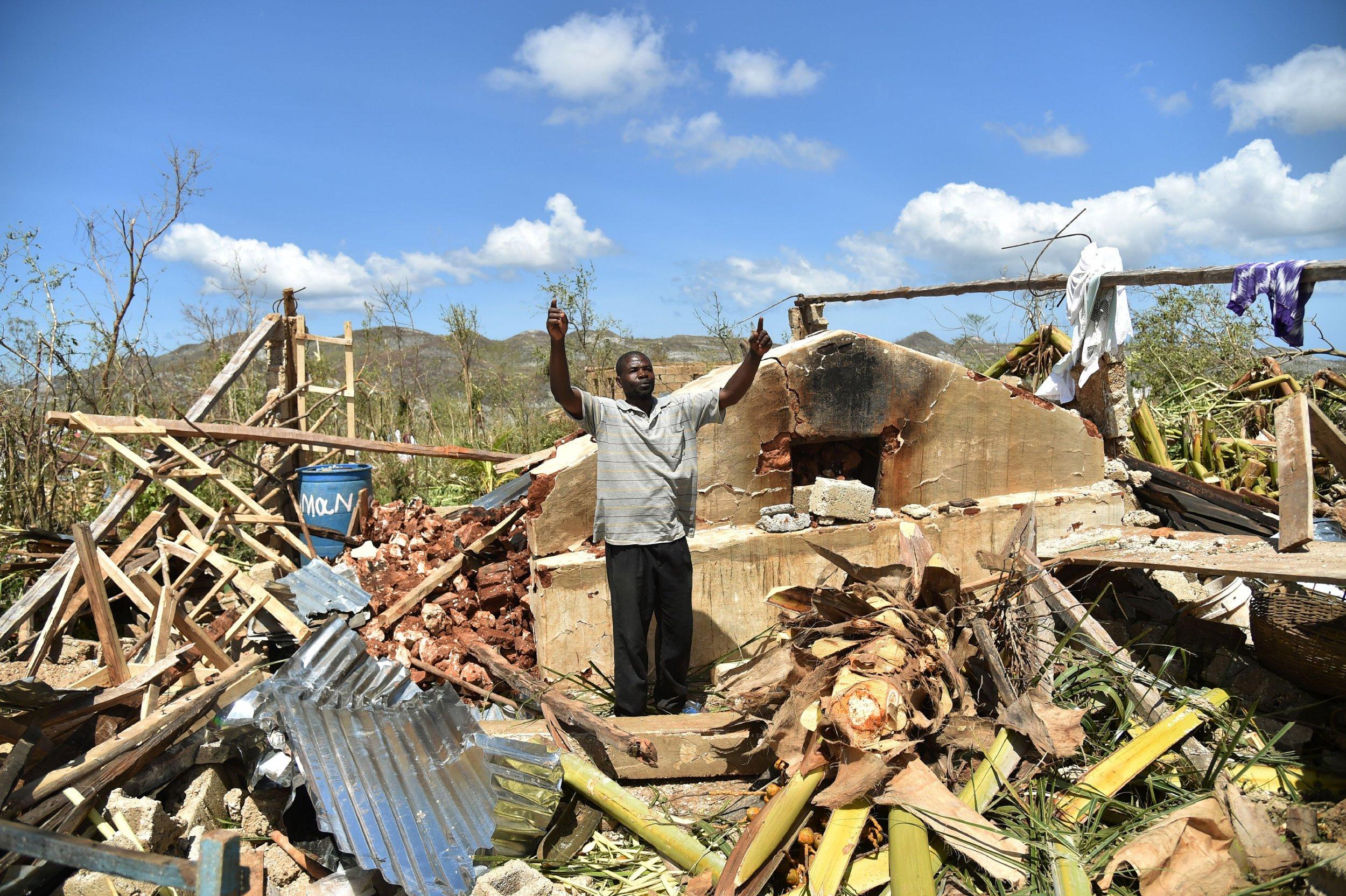 Hurricane Matthew is the 'most dangerous storm in living memory'