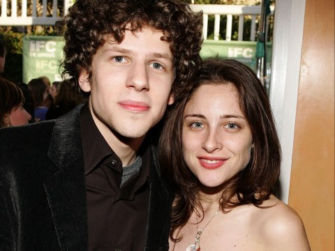 Jesse Eisenberg 'to become a dad for the first time' with girlfriend Anna Strout