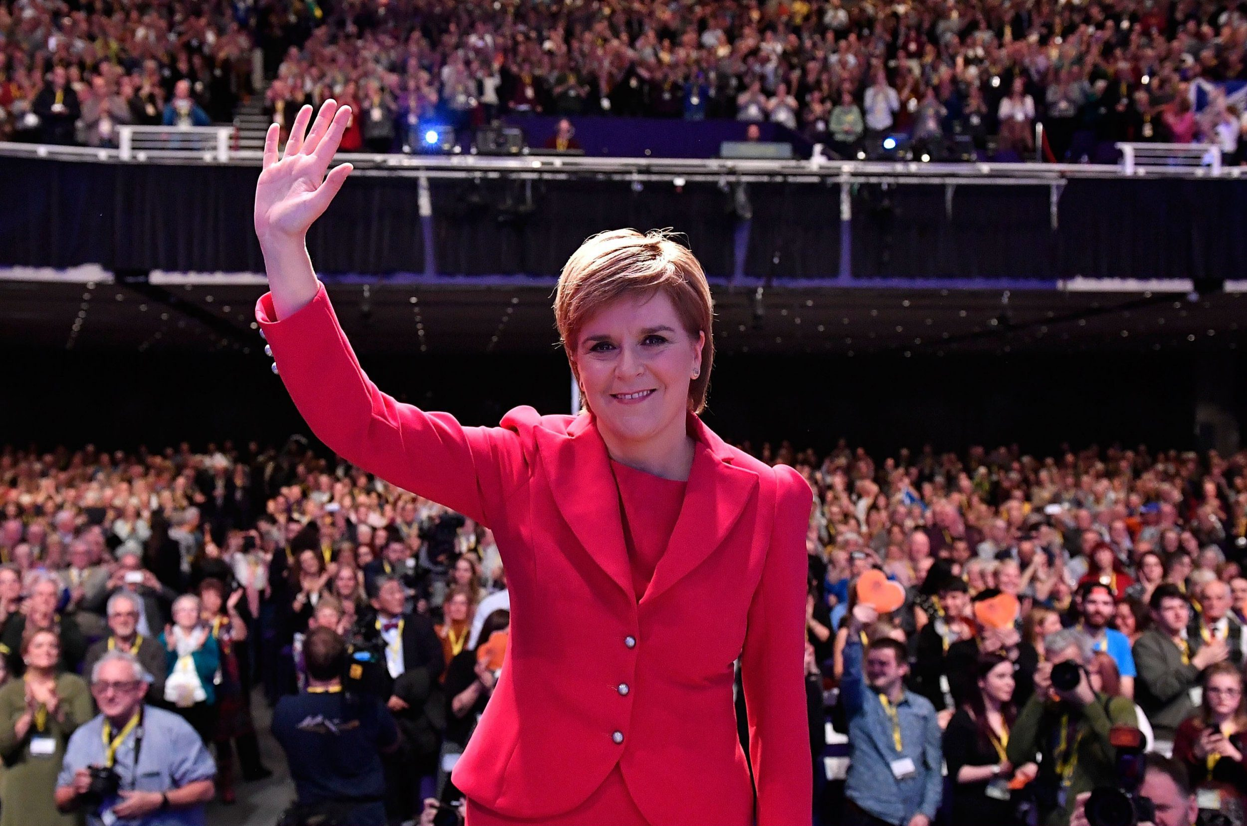 Scotland set to call Independence referendum in the next 3 years
