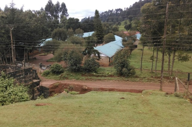 Muranga County 1.jpg Man raped his grandmother after raping a cow and a two-year-old