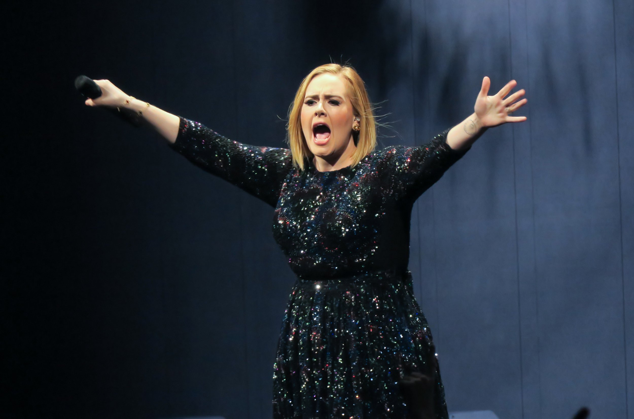 Here are the four stages of attempting to buy Adele tickets