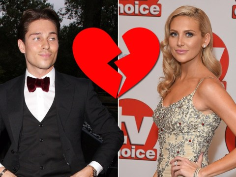 Love is dead as Joey Essex 'DUMPS Stephanie Pratt after Celebs Go Dating fling'