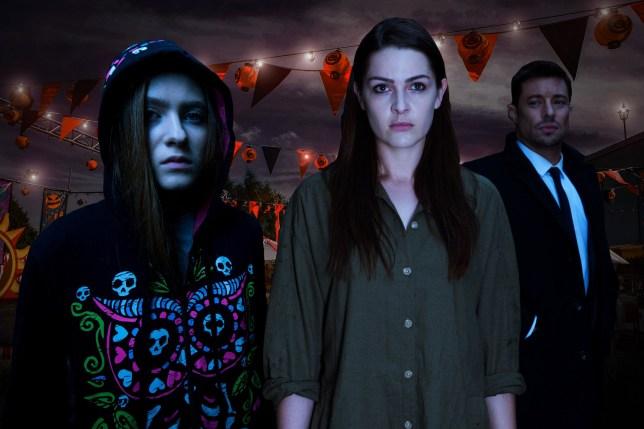 Hollyoaks Halloween Spooktacular comp