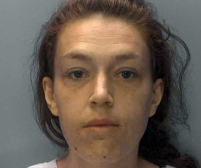 Alisha Parke. See SWNS story SWSHOP: A notorious shoplifter has been hit with an order banning her from every shop in her home town - apart from ICELAND. Prolific Alisha Parke has been handed a Criminal Behaviour Order - banning her from all but five shops in Cheltenham., Glos,. Parke, 28, appeared at Cheltenham Magistrates Court after stealing more than £6,000 worth of goods from shops since January. She has been banned from entering all shops in Cheltenham for the next two years.