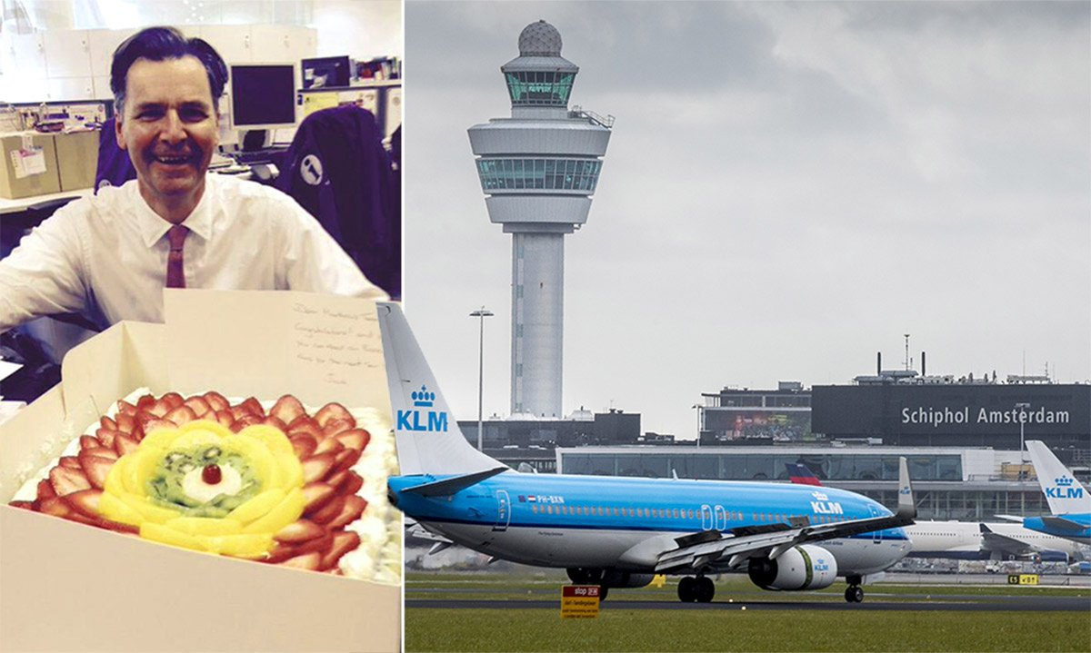 Dutch airport sends cakes to Heathrow when airport expansion decision is delayed