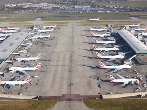 Decision to be made today over Heathrow or Gatwick expansion