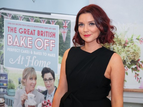 Great British Bake Off winner Candice Brown reveals whether she is engaged or not