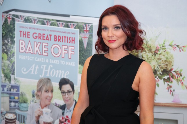 Bake Off's Candice Brown is getting married to boyfriend ...