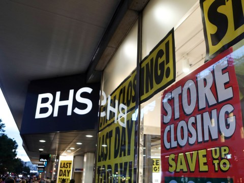 Could BHS make a surprise comeback?