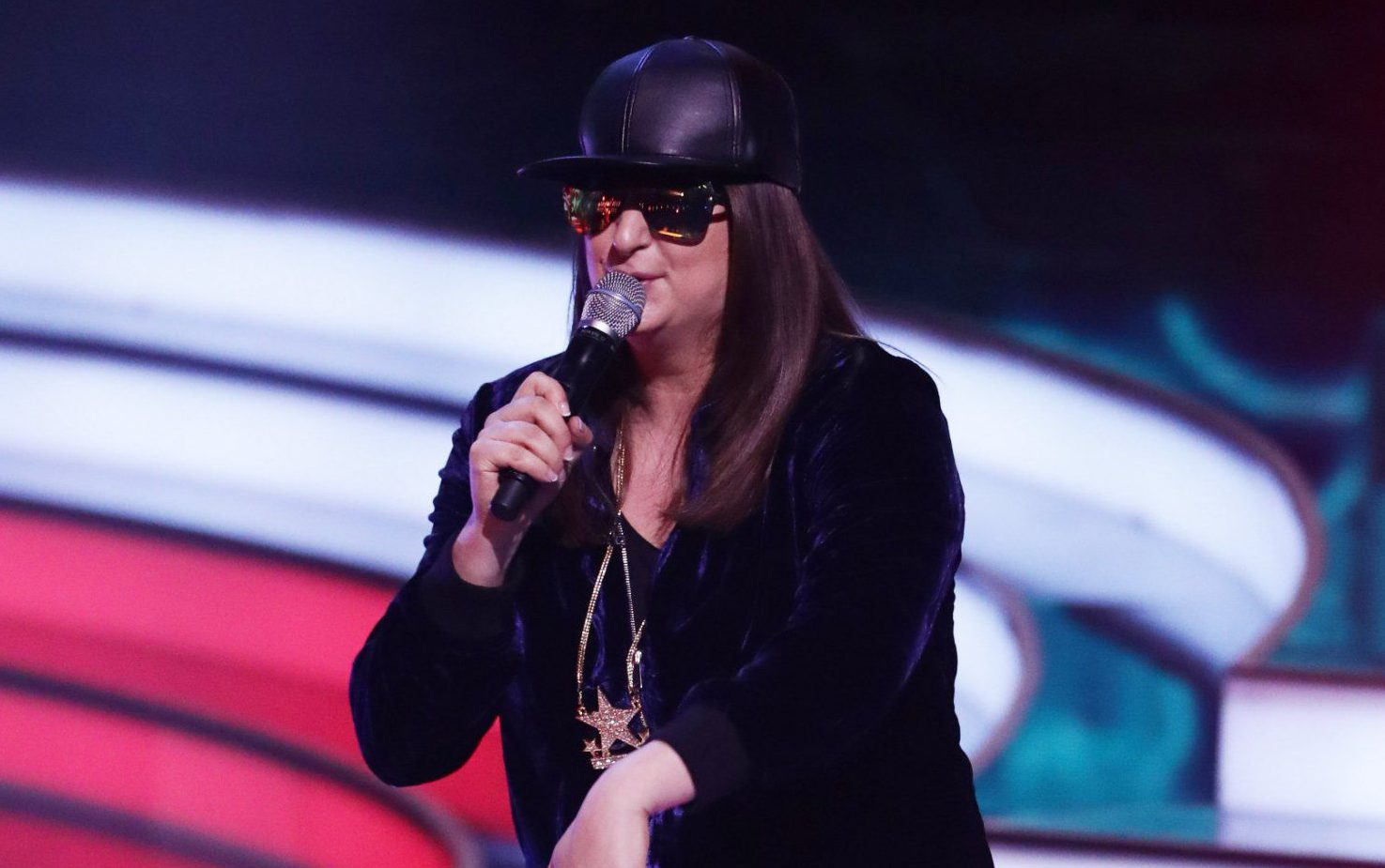 Professor Green slams The X Factor's Honey G: 'She's taking the mickey out of rap'