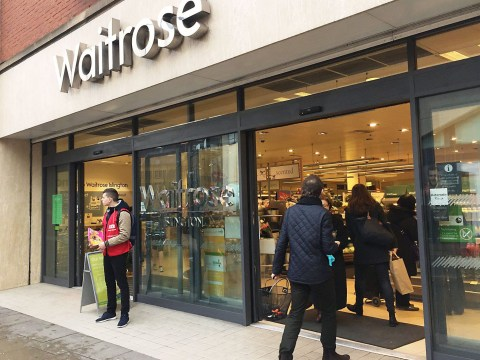 Waitrose braces itself for middle class protest over new free newspaper policy