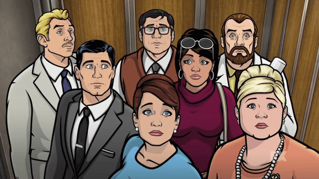 Archer will be coming to an end after season 10 (Picture: FX)