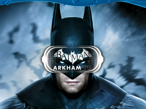Game review: Batman: Arkham VR lets you be the Dark Knight