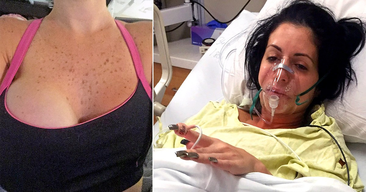 Nikki Belza Rips Out Nipple Piercing And Catches Deadly -5646