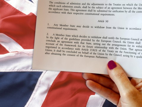What is Article 50? How five paragraphs are going to change Britain forever