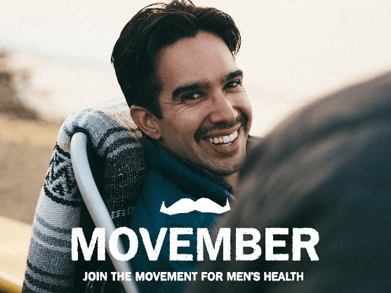 Here's what Movember actually is and why it's so important