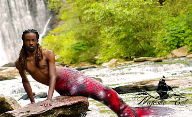 Blix the gay merman is the most beautiful person possible | Metro News