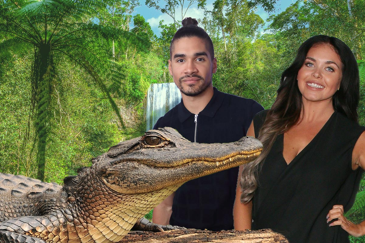 I'm A Celebrity 2016 bosses introduce crocodile vagina to the menu for Scarlett Moffatt, Louis Smith and co