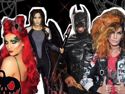 The best celebrity Halloween costumes of 2016 so far
