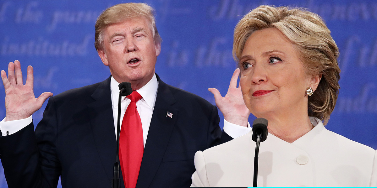Who won the third Presidential debate? Trump and Clinton square up for one final time