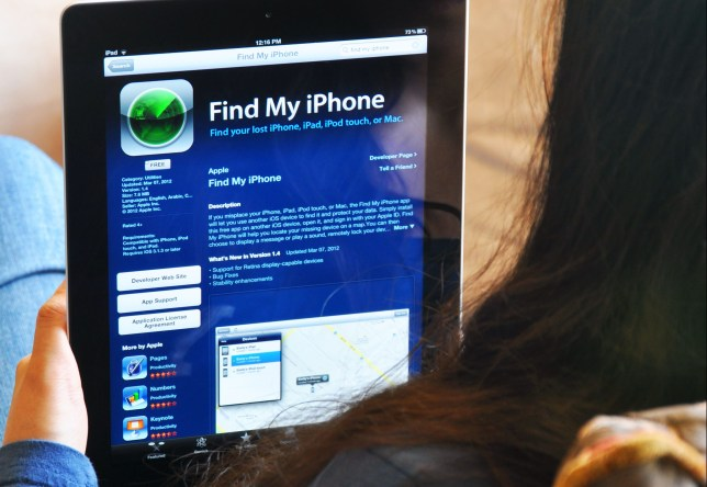 People track their stolen phones using Find My iPhone app