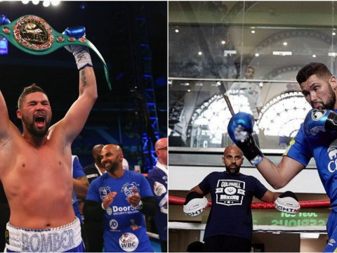 Exclusive: Tony Bellew's trainer Dave Coldwell keeps reminding his fighter that Goodison Park heroics are in the past and BJ Flores has nothing to lose