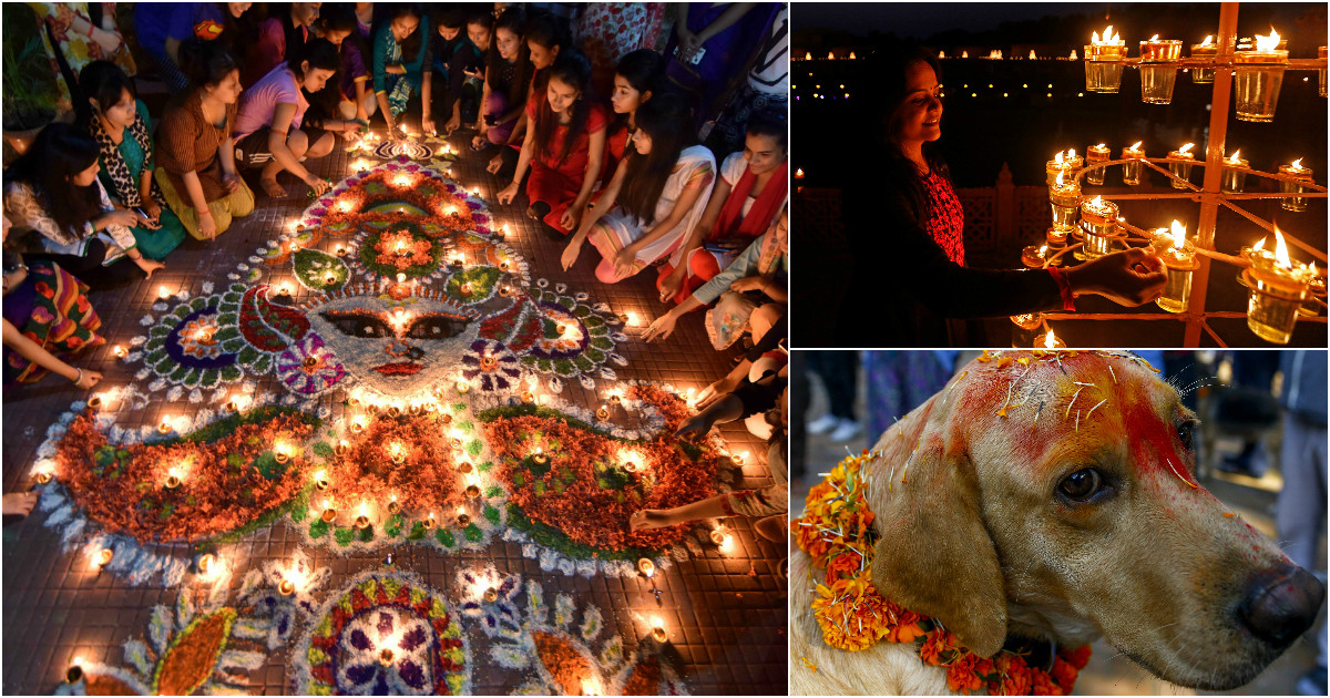 Happy Diwali! Millions celebrate festival of light