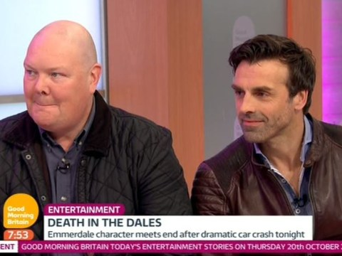 Emmerdale spoilers: Dominic Brunt confirms 'up to three could die' in car crash