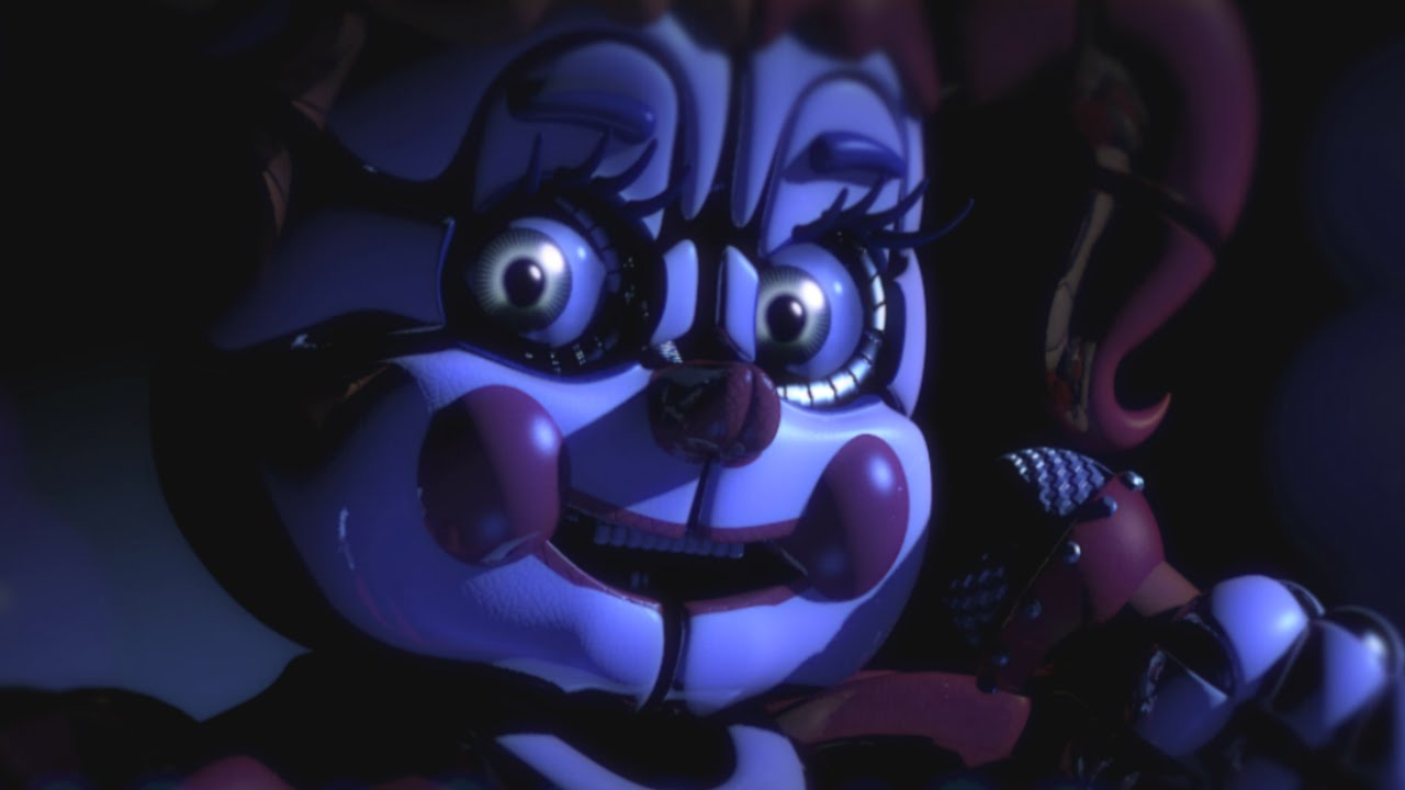 Five Nights At Freddy's: Sister Location - fear has evolved