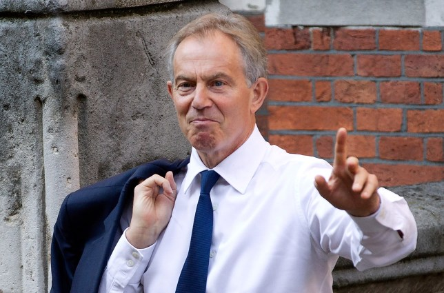 Is Tony Blair about to make a comeback?