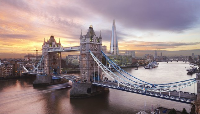 London tops list for quality of life