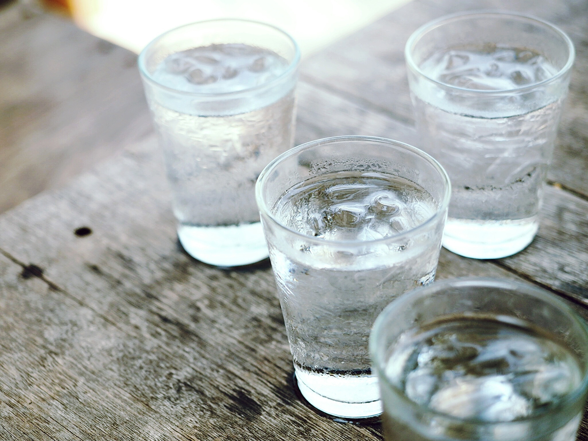 How drinking 8 glasses of water every day could KILL you