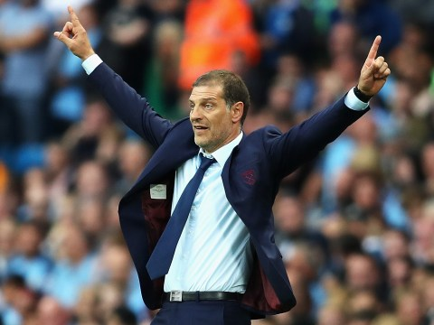 West Ham are actively trying to replace Slaven Bilic, new Marseille boss claims