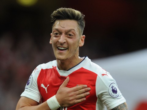 Mesut Ozil named Germany's Player of the Year for 2016