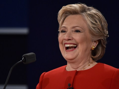 Woman so sure Hillary Clinton will win US election she's bet £450,000 on it