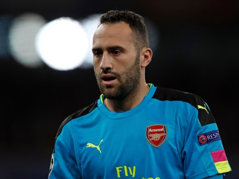 David Ospina ready repay Arsene Wenger's faith and seize rare opportunity against Bayern Munich