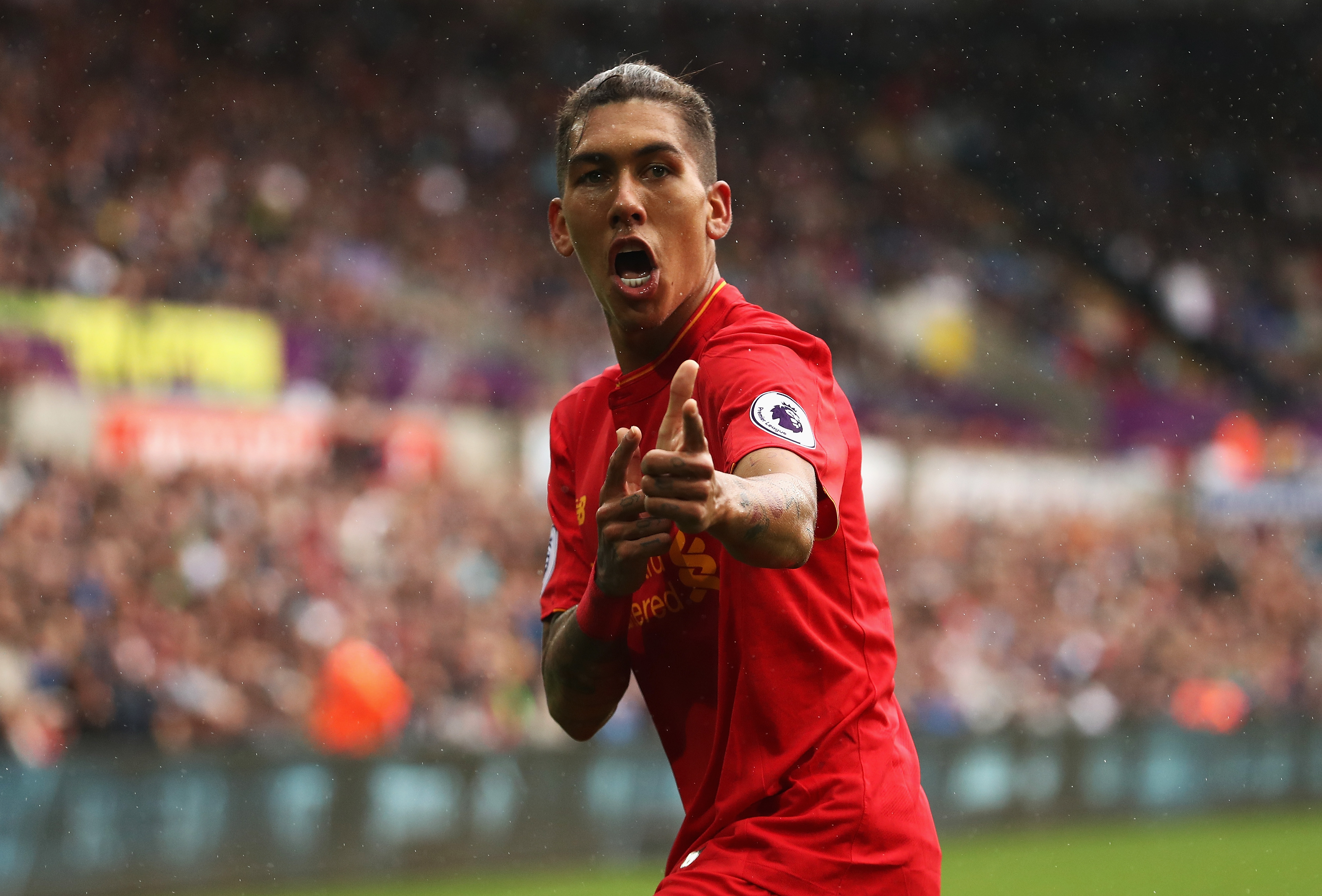 Roberto Firmino improvement no surprise to me, says Jurgen Klopp