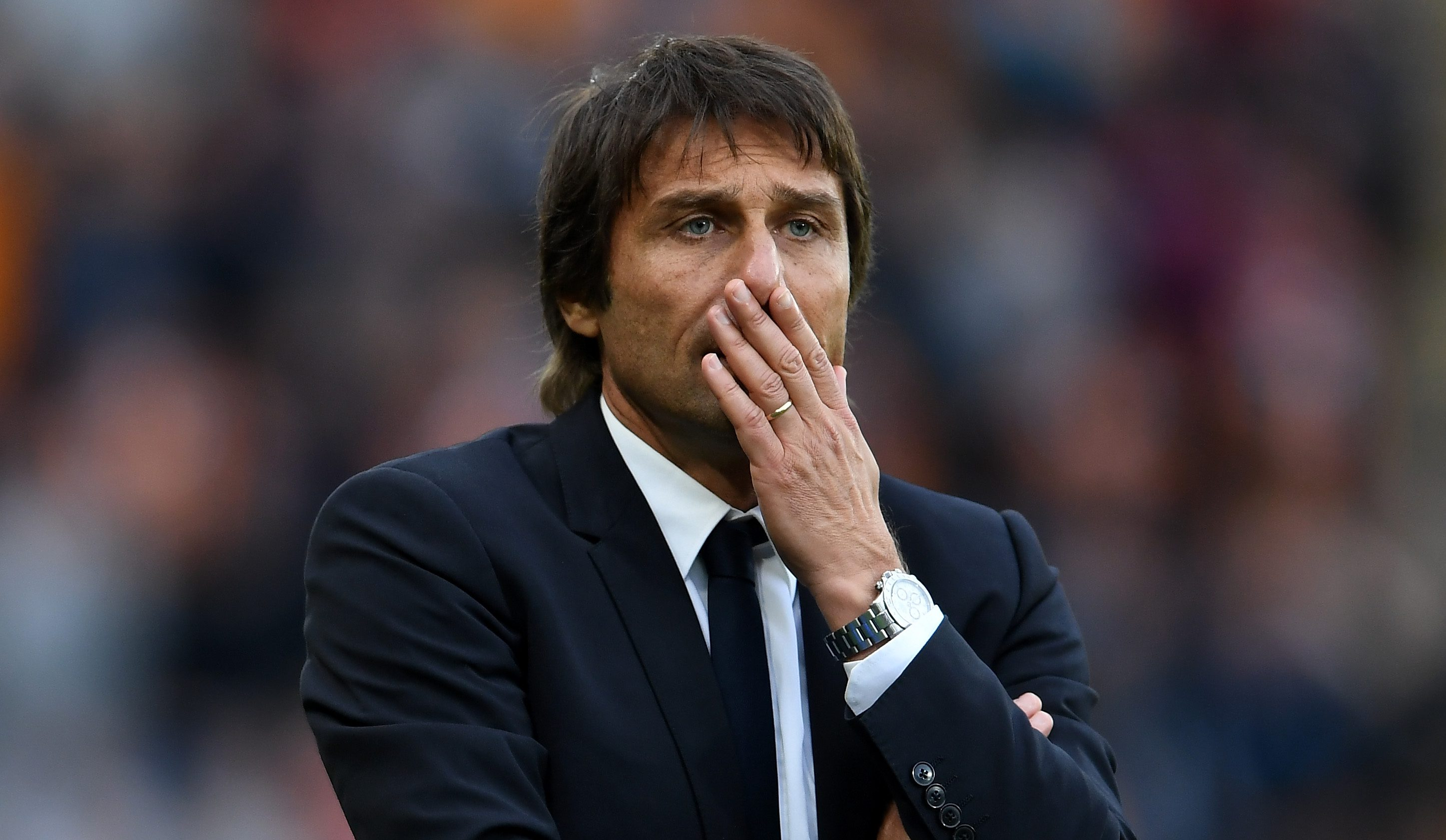 How Chelsea looked under Antonio Conte's new 3-5-2 formation